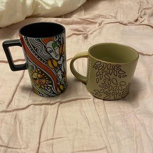 Unique Starbucks mugs